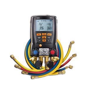 Testo 557s Smart vacuum Kit with filing hoses 0564 5572